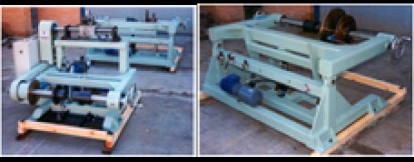 REWINDER MODEL ENC 630B